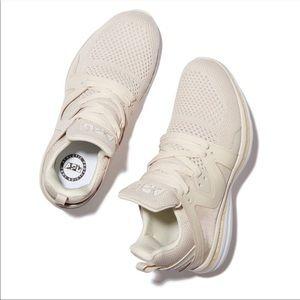 Tan APL ascend sneakers